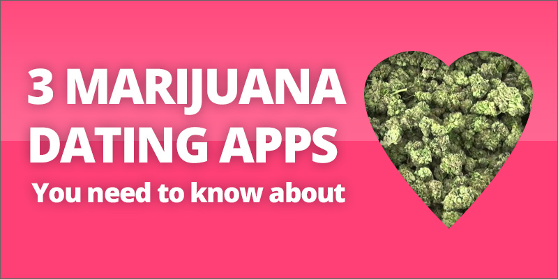 Pot dating app