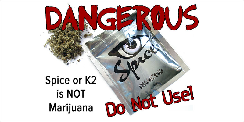 spice danger Woman Fights Spice Drug Craze With Real Marijuana