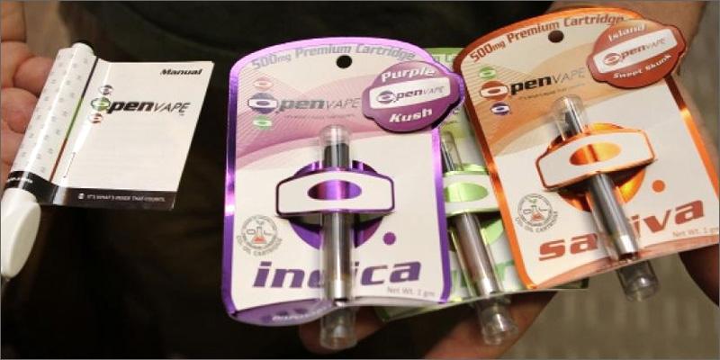 vapeoil open Vape Oil Pens   Is the Pen Mightier than the Herb?