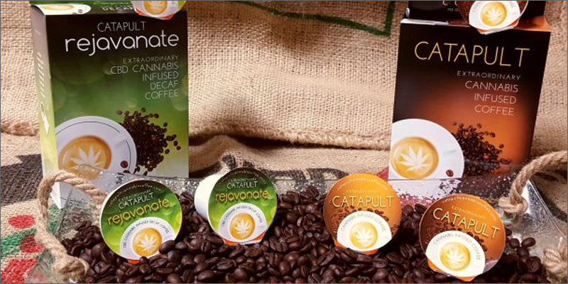 coffee packet 10 Cannabis Drinks You Must Try