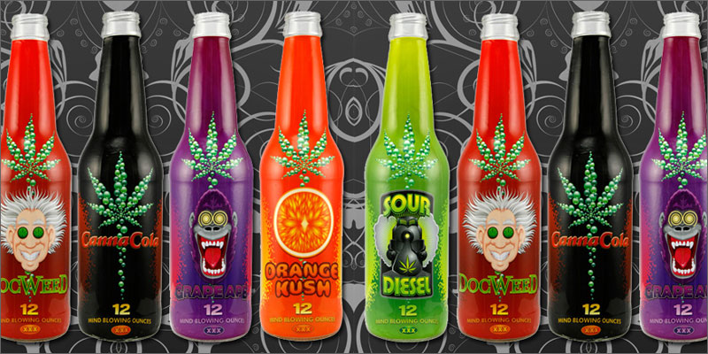 drinks Cannacola 10 Cannabis Drinks You Must Try