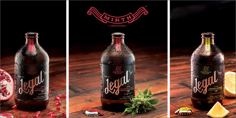 drinks mirth 10 Cannabis Drinks You Must Try