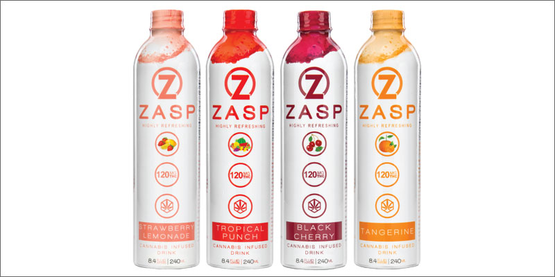 drinks zasps 10 Cannabis Drinks You Must Try