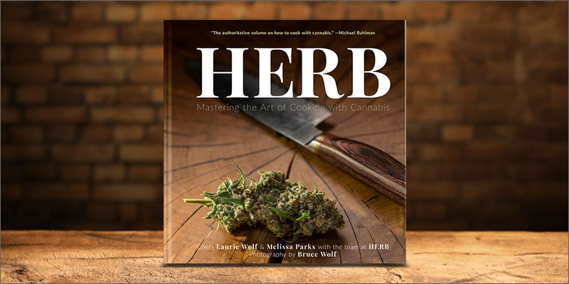 gifts cookbook 15 Must Read Cannabis Books