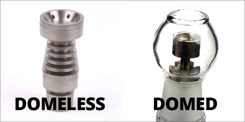 Dab nails domes Dab Nails: The Best And Worst Types For You