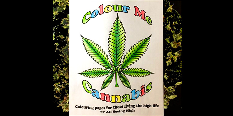 colouring book What To Get Your Significant Stoner For Valentines Day