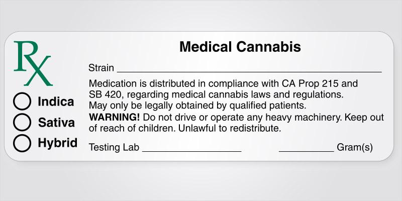 Gram of Cannabis Sticker t