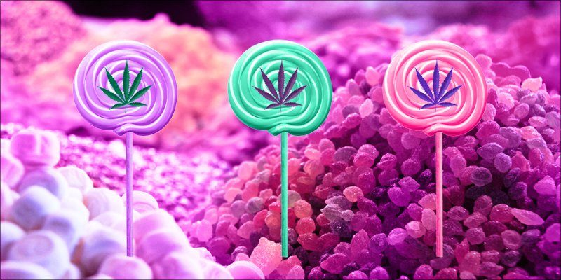 Cannabis-Infused Candies