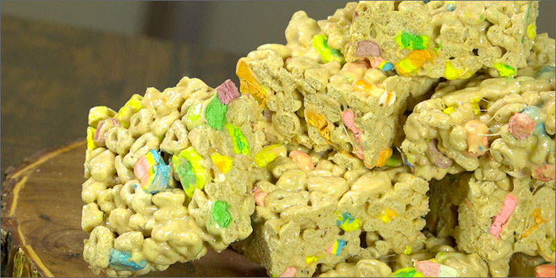 How to make cannabis infused lucky crispy treats ccuart Image collections