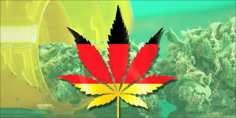 Germany Going To 1 Germany Goes To Pot As Doctors Begin Prescribing Medical Cannabis
