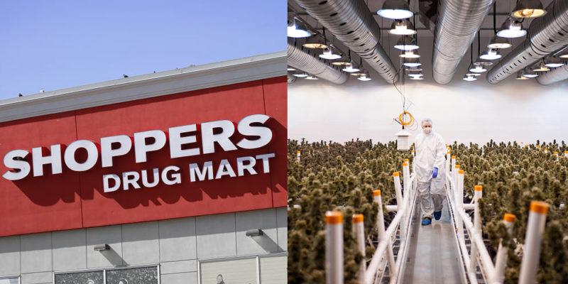 Shoppers & Cannabis