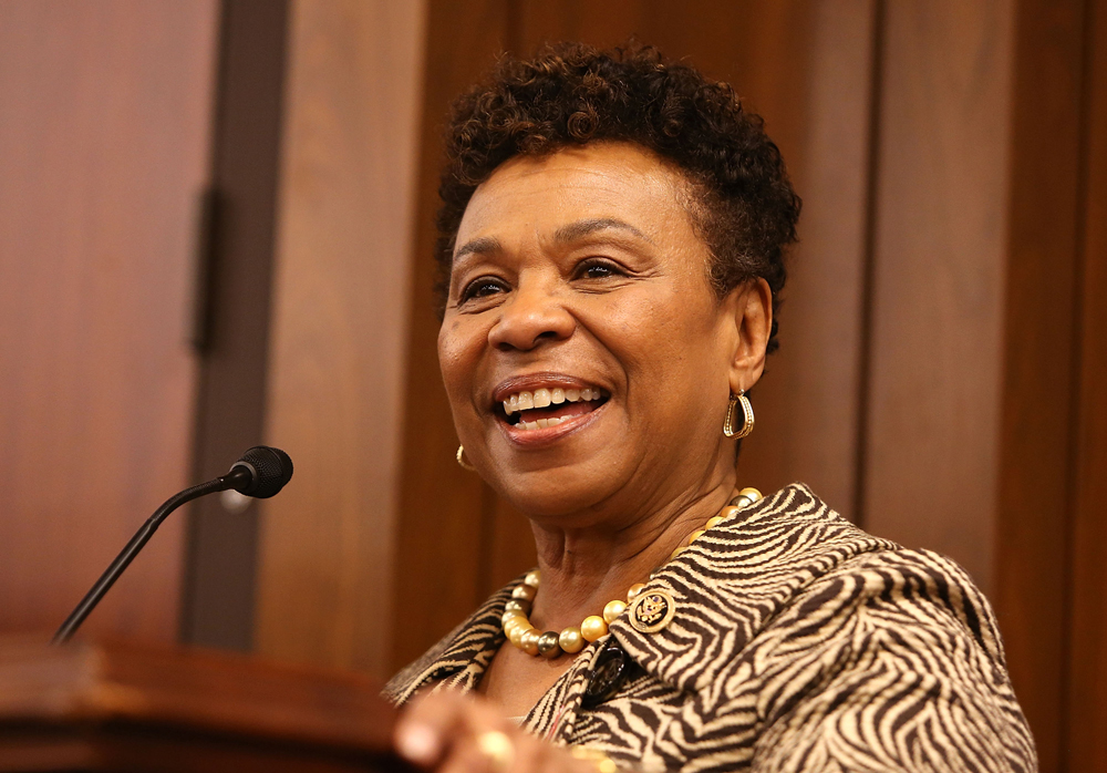 BarbaraLee New bill would let states legalize weed without fear of the federal government