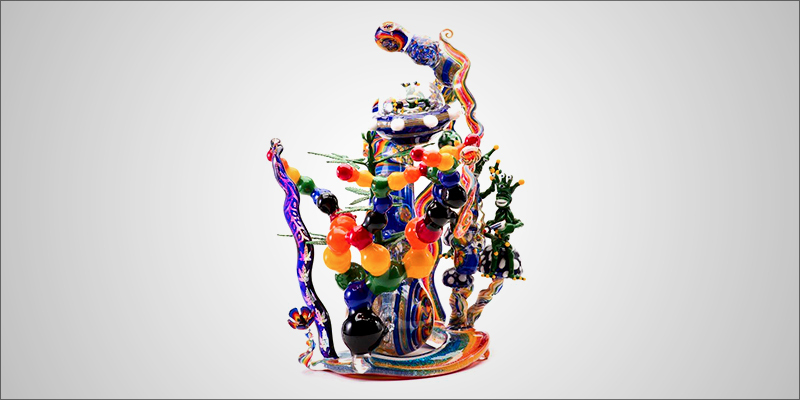 13 Most Expensive 5 The 10 craziest bongs in the world