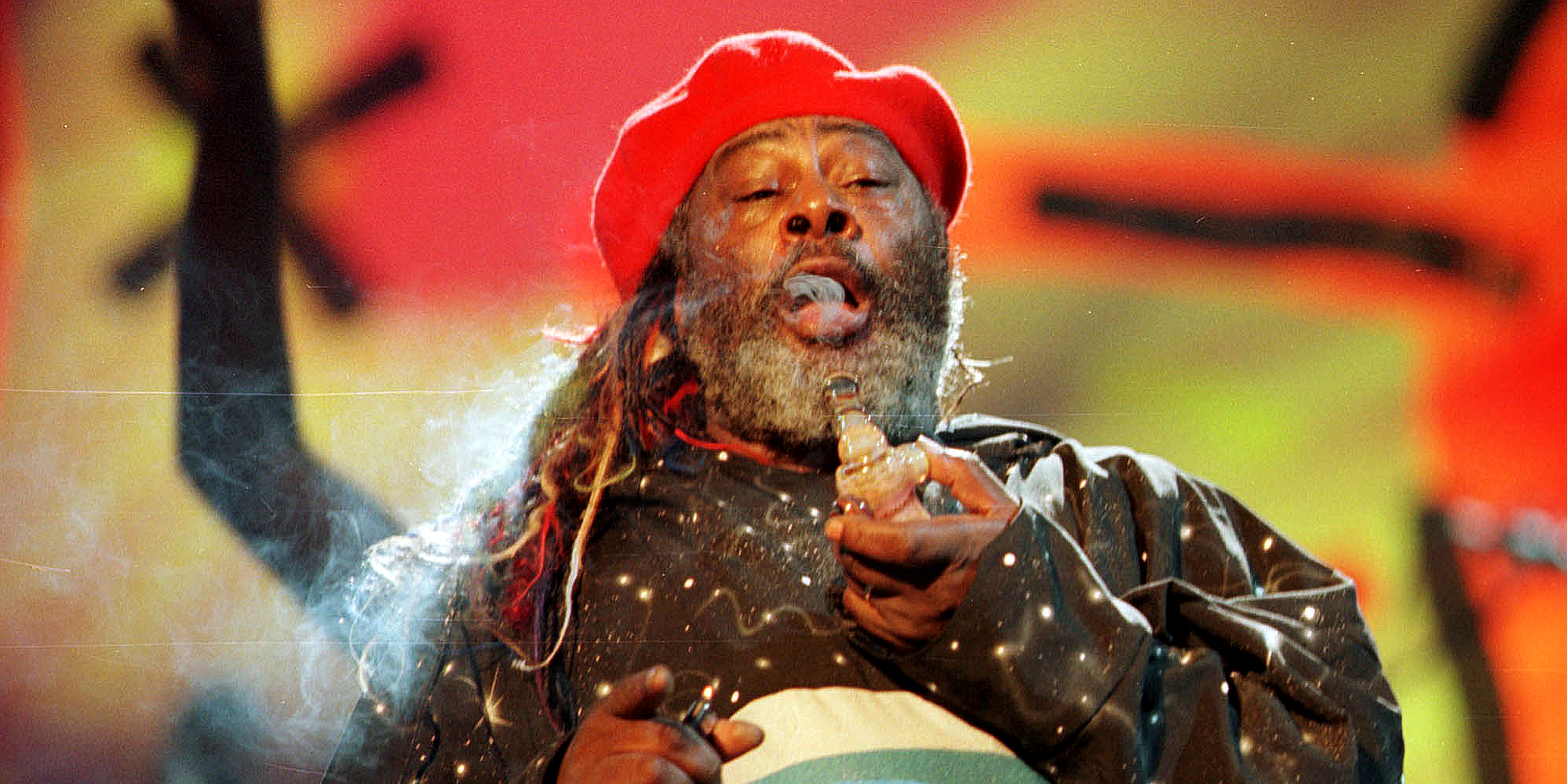 GeorgeClinton Funk legend George Clinton says Toronto has the best weed in the world