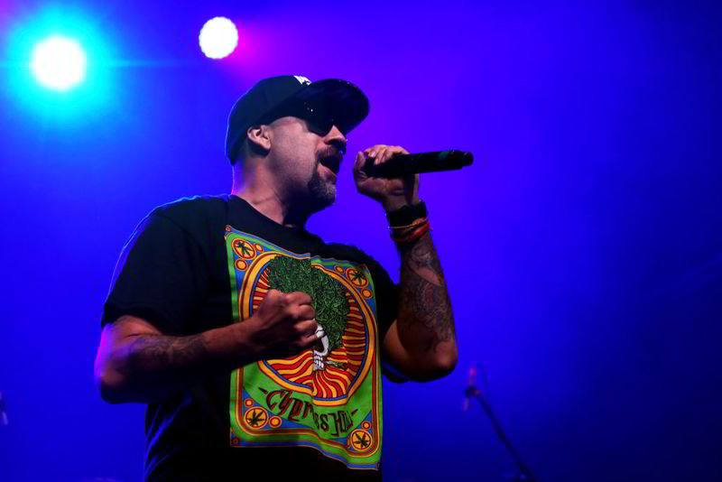 GettyImages 903784024 Cypress Hills DJ Muggs fights for cannabis reform