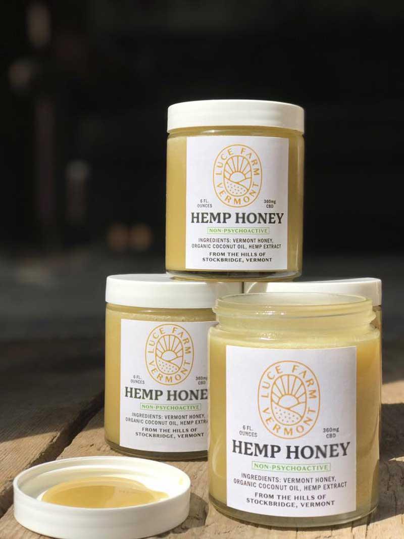 Luce Hemp Honey 1 10 best CBD oils and CBD products on the market