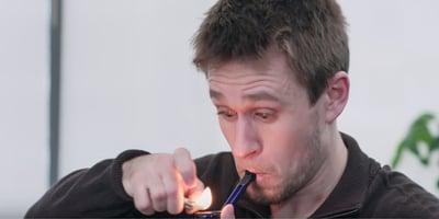 Tokin a pipe