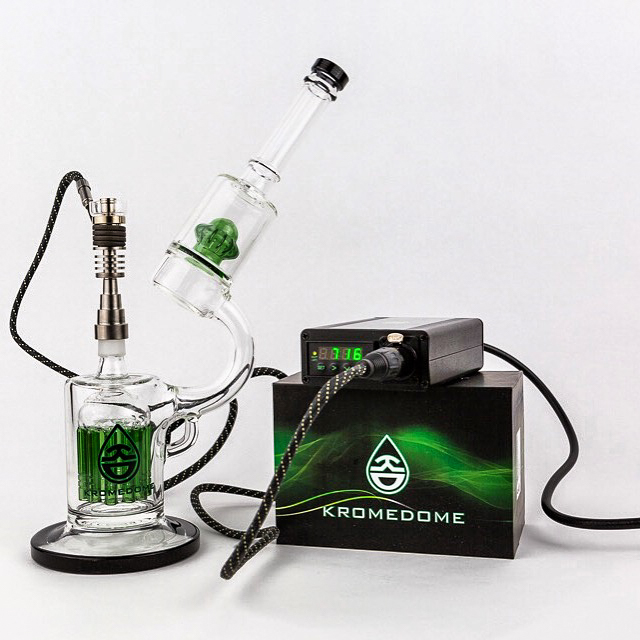 enail1 The 5 best electronic dab rigs that let you ditch the blowtorch