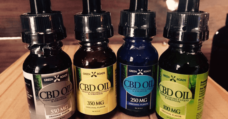 green roads cbd reviews 10 best CBD oils and CBD products on the market