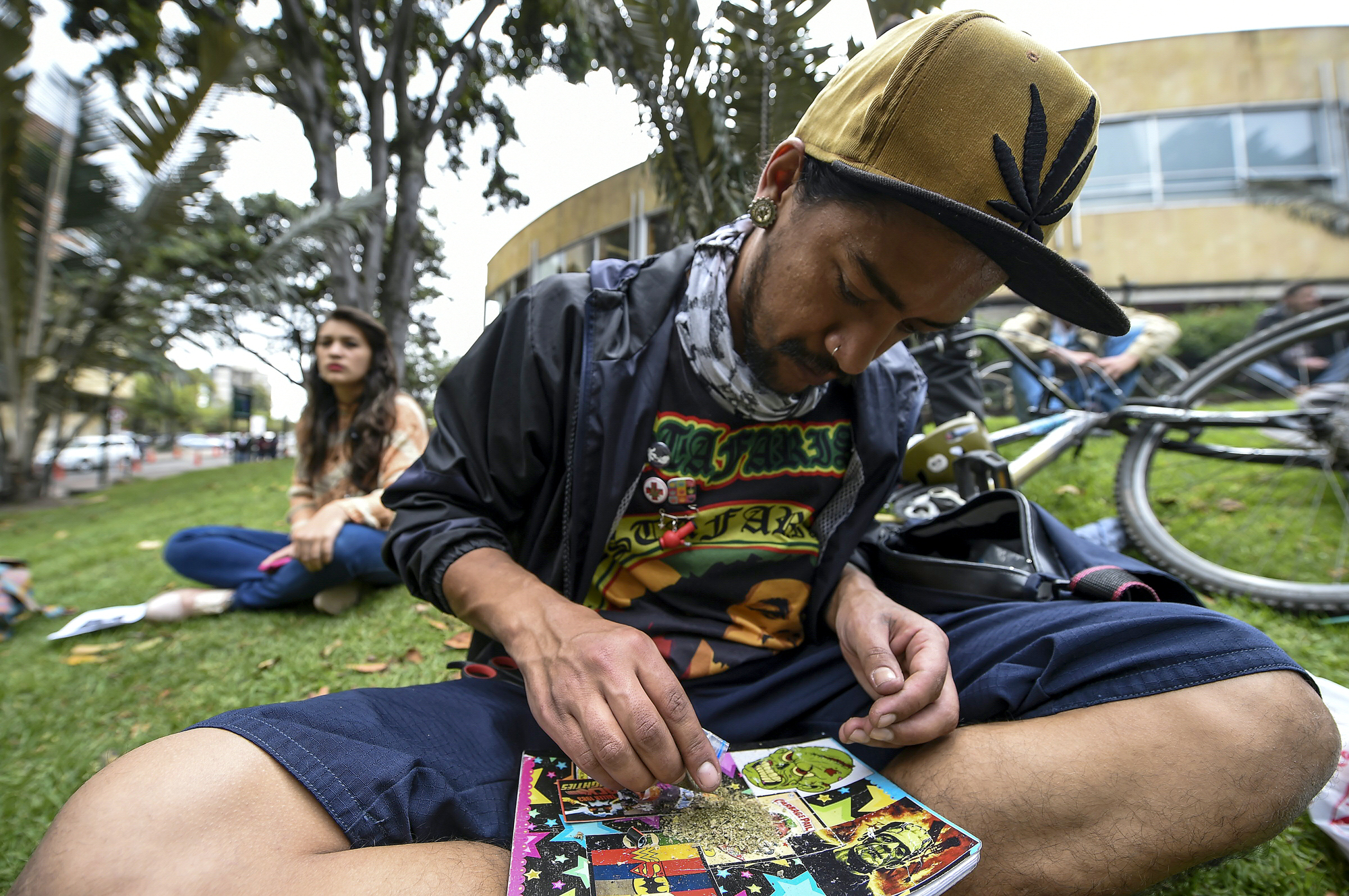 ColumbiaCannabis This city has the cheapest weed in the world