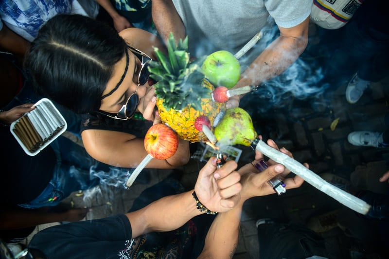 GettyImages 529000222 Where is weed legal? 10 surprising countries that have decriminalized cannabis