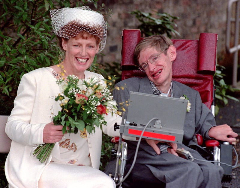 GettyImages 828945244 Stephen Hawking—visionary physicist—dies at 76