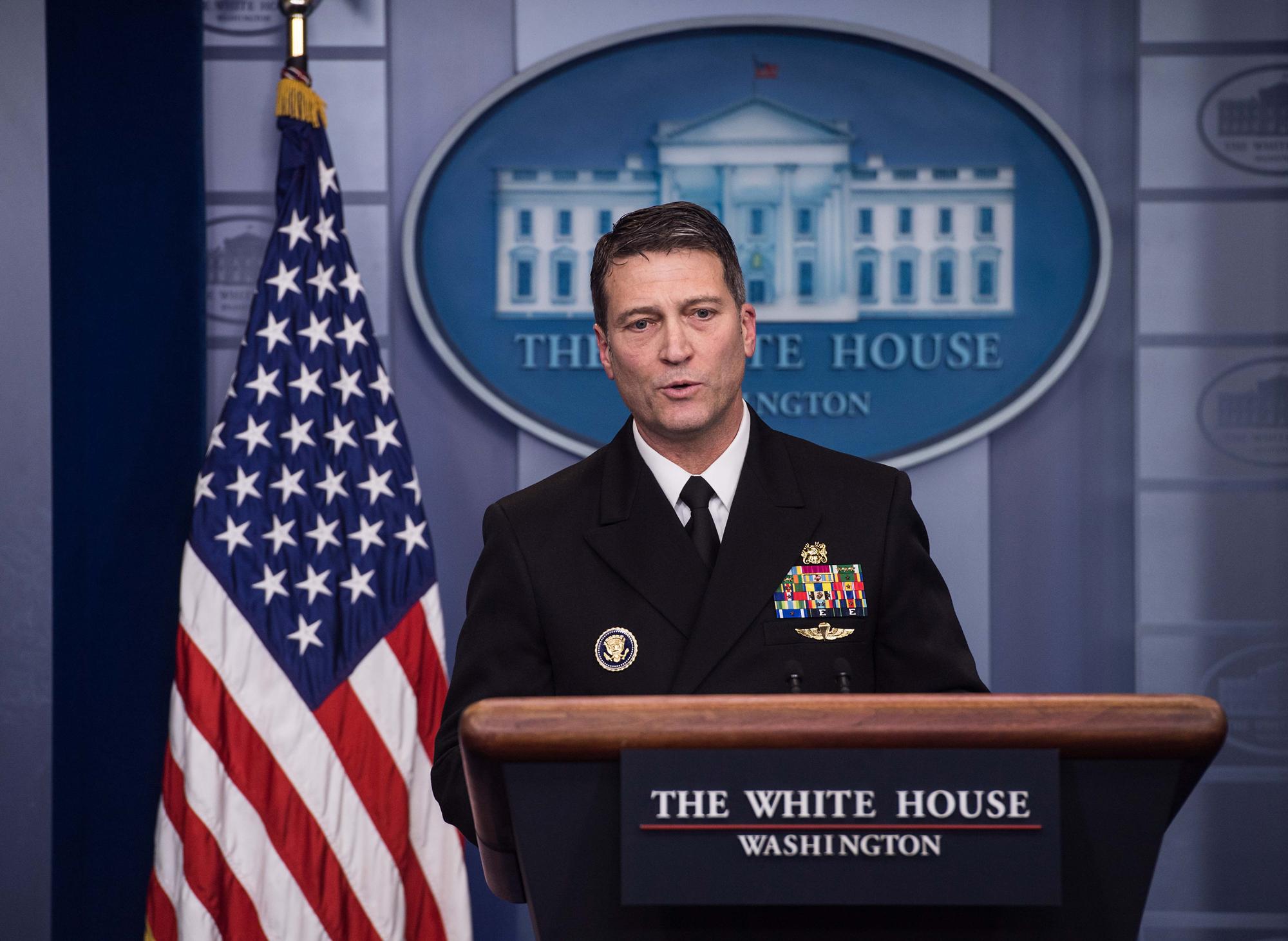 Jackson BREAKING: Trump fires anti pot Veterans Affairs chief David Shulkin