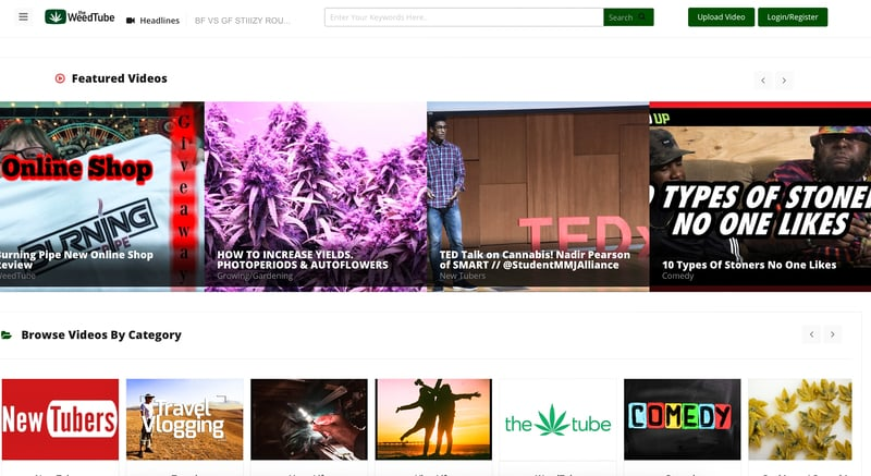 Screen Shot 2018 03 08 at 11.54.50 AM Is Youtube turning its back on cannabis?