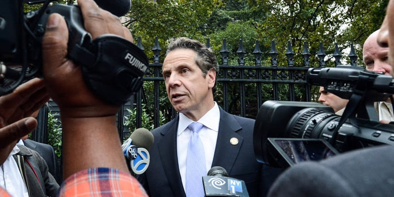 Governor Cuomo is dropping the ball on legalization and Miranda is reaping the benefits