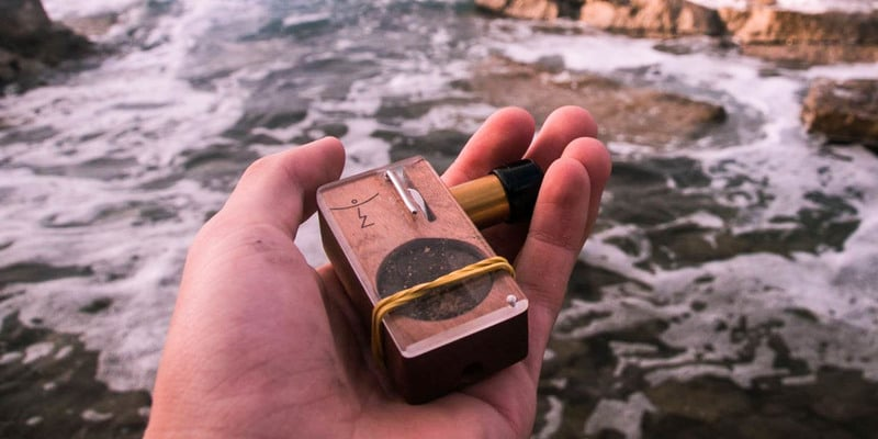 This tiny vape proves big things come in small, simple packages