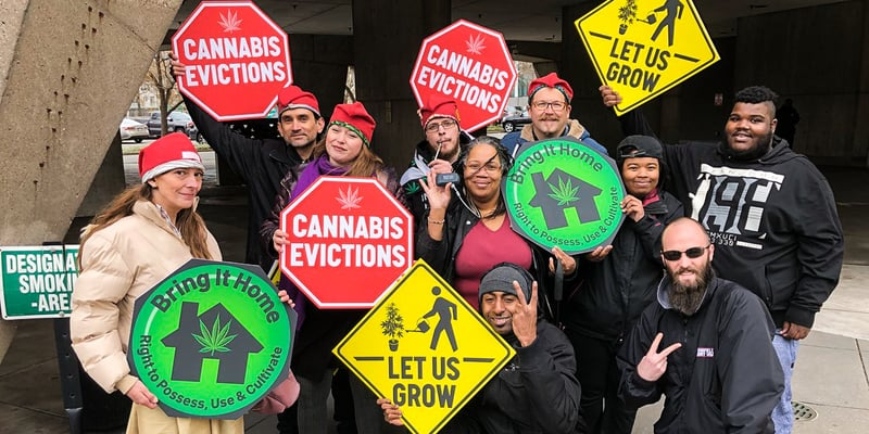 Vets, Students, Low-Income Residents Lose Housing Over Their Medical Marijuana Use