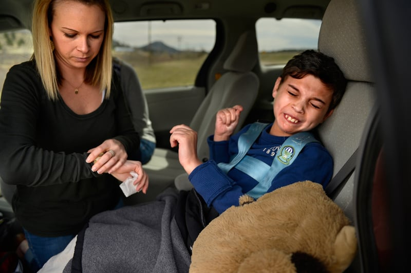GettyImages 460552572 Colorado sides with parents over doctors on medical marijuana for autism