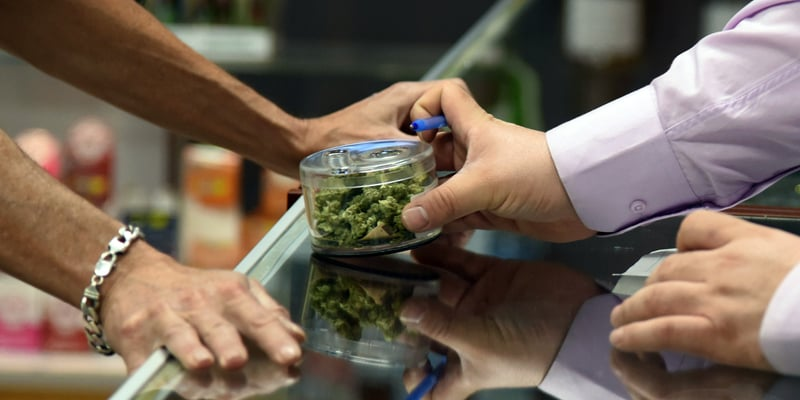 Only 1 in 7 California Cities Allow Recreational Marijuana Sales