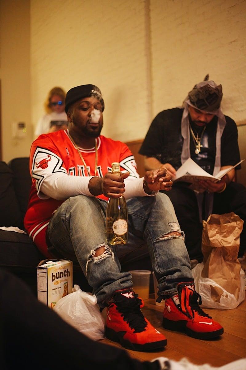 IMG 0197 Rapper Smoke DZA is hip hop's ultimate professional pothead