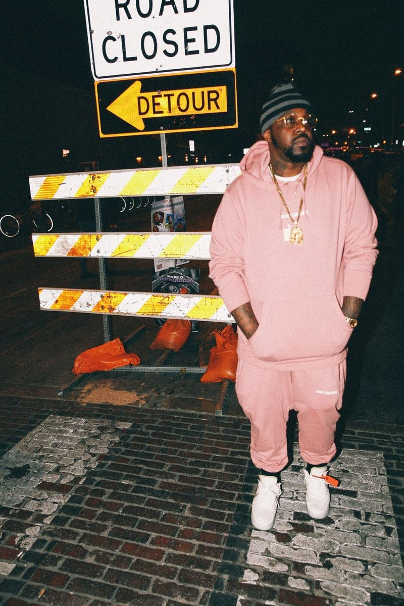 Image uploaded from iOS Rapper Smoke DZA is hip hop's ultimate professional pothead