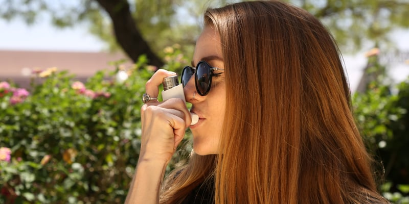 This weed inhaler lets you take a break from your boring old bong