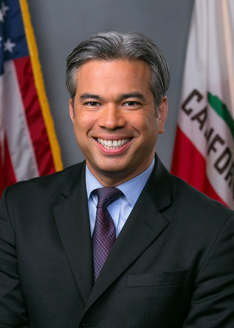 Assemblyman Rob Bonta The cannabis industry becomes a political force through campaign donations