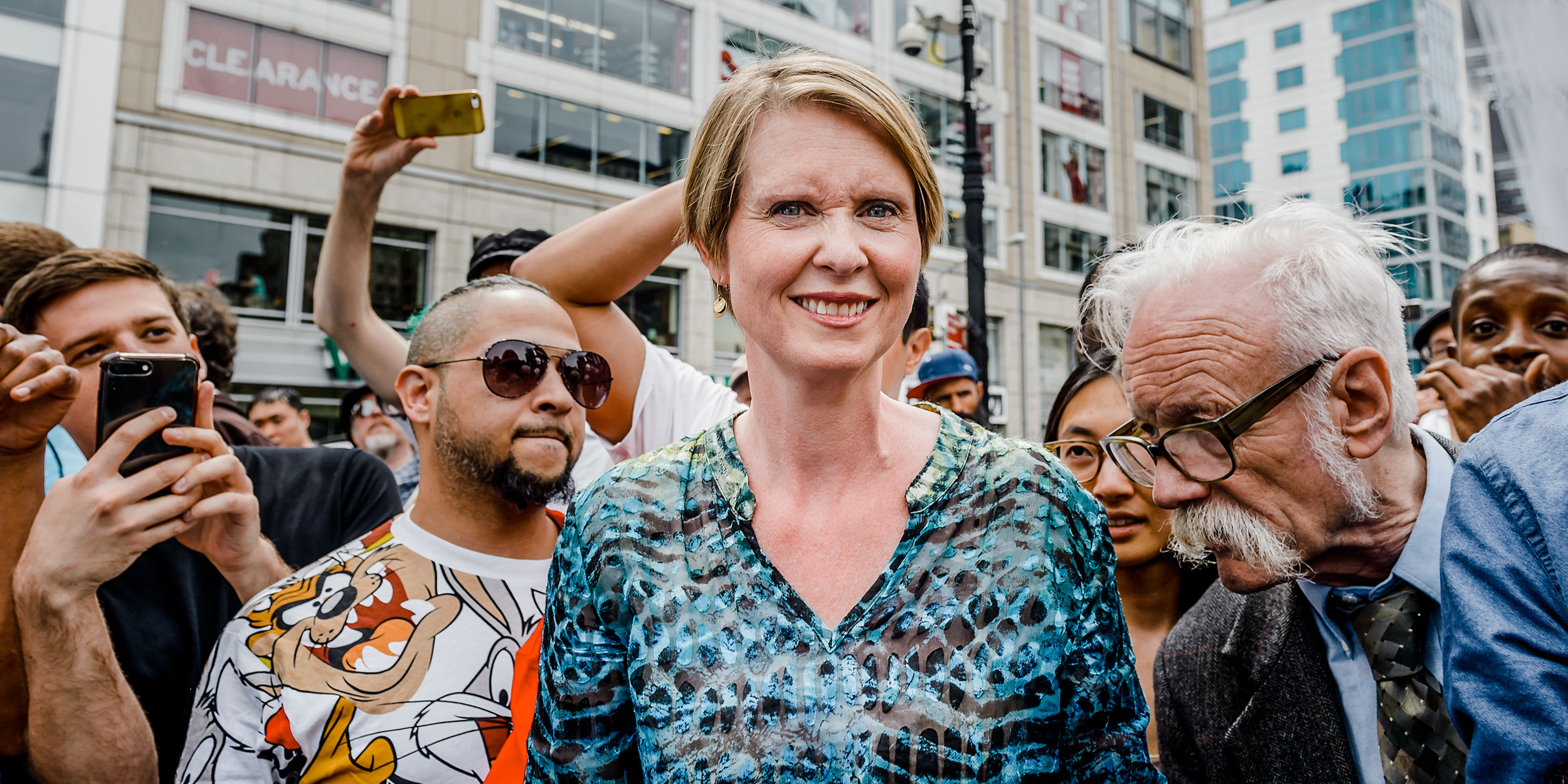 Image result for Cynthia Nixon Governor Cannabis