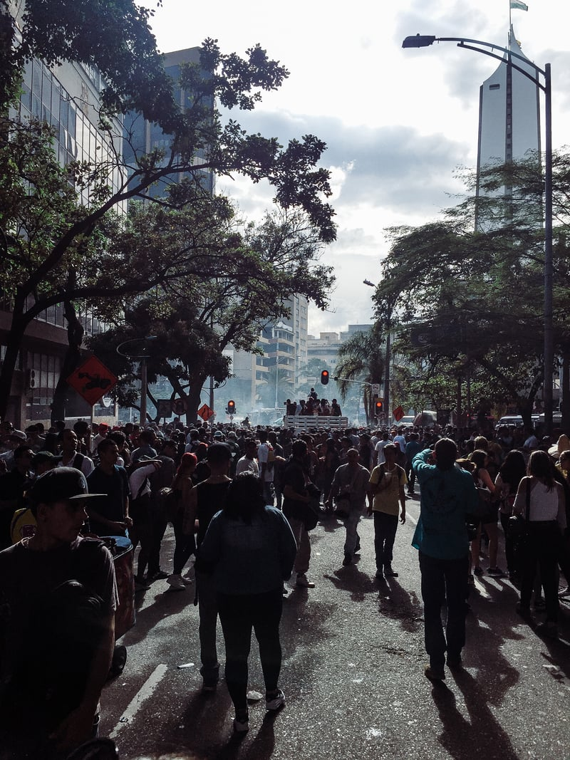 IMG 0610 We marched with 100,000 people in Colombia for cannabis reform