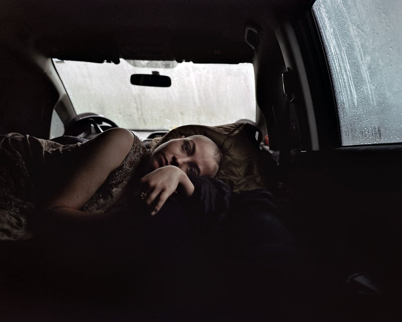 Nicholas Syracuse Washington Herb2 Moving photos of the restless souls who live on the open road
