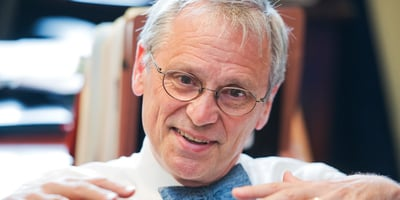 Rep. Earl Blumenauer (pictured in his office) predicts recreational marijuana and medical cannabis will be legalized in four years.