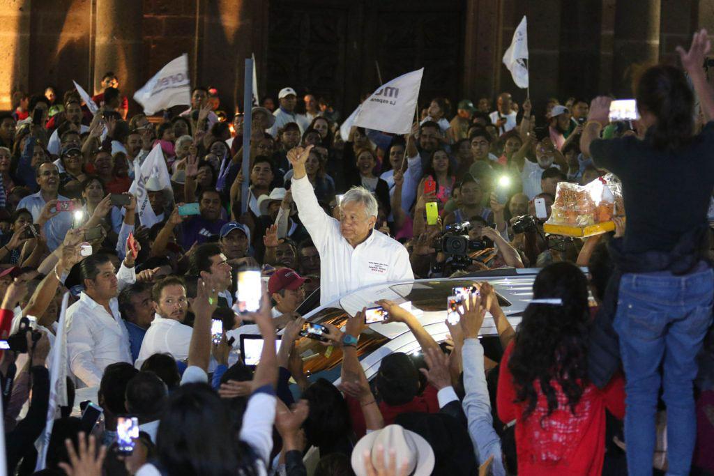 San Juan del Rio 08 1024x683 Will the frontrunner in Mexicos presidential election legalize cannabis?