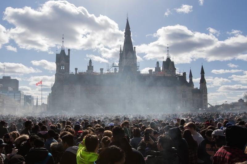 Canadas senate passes the historical legal recreational cannabis law Canadas Senate Just Passed The Cannabis Act To Legalize Recreational Cannabis Nationwide