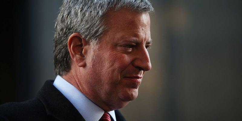 New York's DEA Chief Tells Mayor de Blasio Marijuana Arrests Will Continue