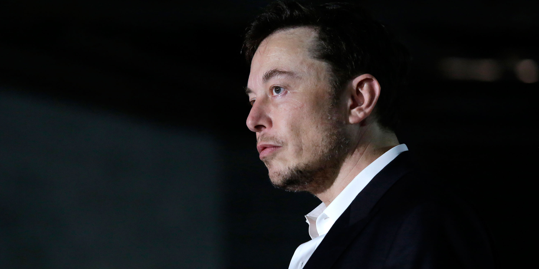 Elon musk stock options